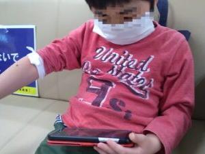 2021.1.15(金)定期外来/ネオーラル増量になってしまった&免疫抑制剤を使っている子供の新型コロナウイルス感染症例あり