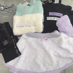 ナルミヤアウトレット店舗☆5BUY20%OFFの購入品