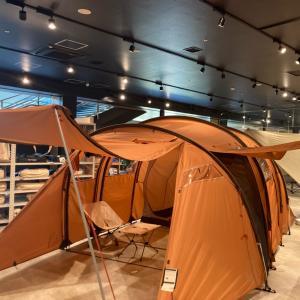 Alpen outdoorsでテント探し