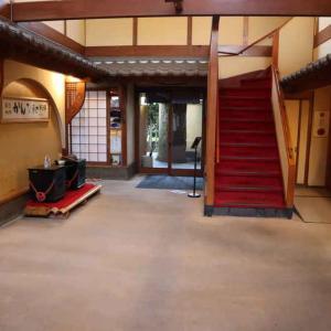 かんな和別邸(2020.10)①チェックイン・パブリックスペース、貸切風呂