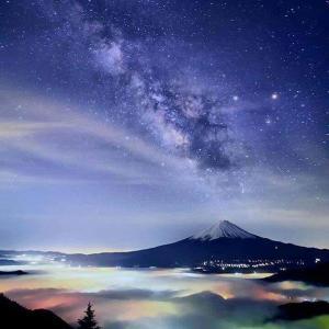 マヤ暦(青い嵐)と星読み