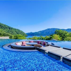 箱根「はなをり」宿泊記!芦ノ湖をのぞむ絶好のロケーションが評判の旅館
