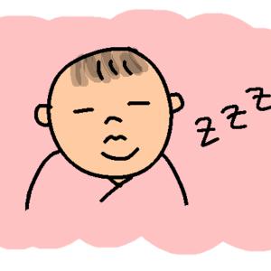 【とっくん2m】ほんとに寝てる?
