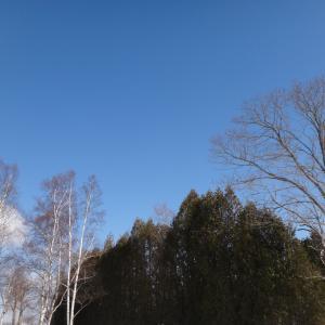 気象の変化が激しかったが ・・・当面は穏やかな天気が続きそう!