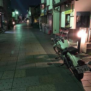 バイクで俳句#9