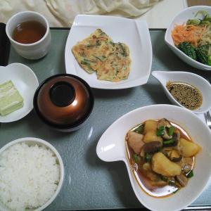 豪華な病院食🍱 その1