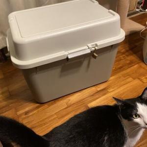 宅配BOXを設置しました