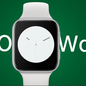 OPPO Watchの発売情報と価格・レビュー【スマートウォッチ】