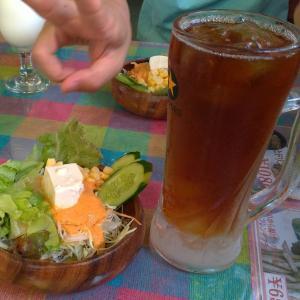 昨日の昼酒。