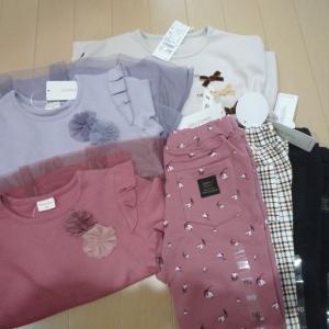 赤ちゃん本舗 長袖シャツとパンツを購入!