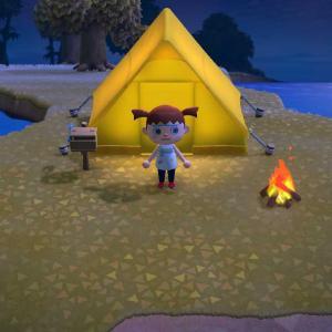 あつまれどうぶつの森 19日目 娘の家を建てました!