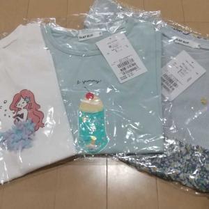 【到着】BEBESHOP ワンピース&Tシャツ