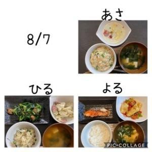 今日の献立~夜はやせおかず(豆腐とトマトとパプリカのオイスターソース炒め)に魚でヘルシーで決まりだね