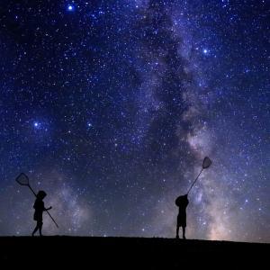 星々をみにいく、ある夏休みの一日