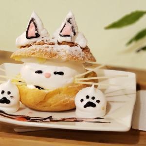 ネコと駅とシュークリーム - 猴硐猫村 -