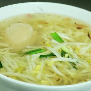 70年愛されつづける陽春麺 - 阿田麺 -
