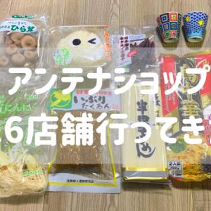 【銀座・有楽町】東京交通会館のアンテナショップ16店舗回ってみたら贅沢すぎる晩餐になった【見どころとおすすめ商品】