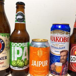 今、酒のやまやが面白い!海外ビールと気になるおつまみ比べてみた。