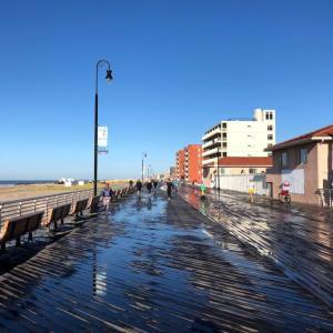 【波情報Surfline】ニューヨークのサーフィン事情①【防寒ヘッドキャップ必須】