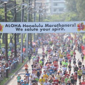 【開催断念】ホノルルマラソン【延期検討】