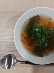 発酵調味料の時短デトックススープ