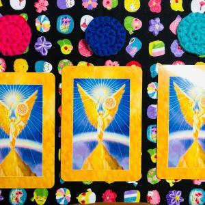 【3択】あなたの明日に天使からのアドバイス