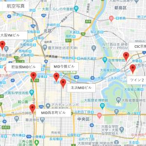 J-REITと浸水想定①MidCity