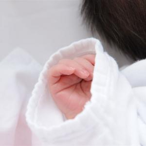 【出産詳細】長男が誕生しました。