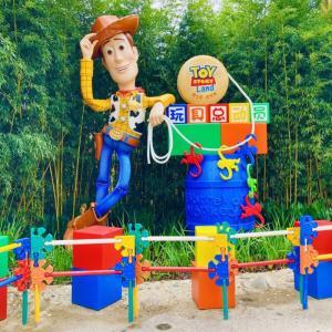ついにきた!上海ディズニーランド!~園内ウロウロPart2。~
