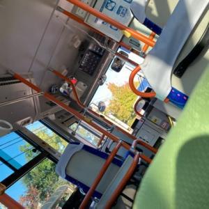 バスに乗ってイオンへ