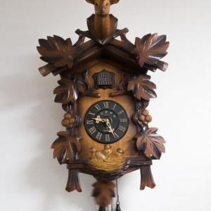 0505鳩時計
