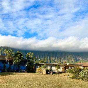 コオラウ山脈の恩恵