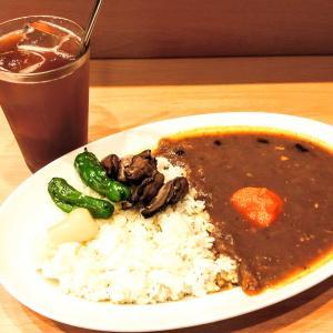 スモーク牡蠣カレー & オリジナルクラフトコーラ 【ルゥ カルメン】