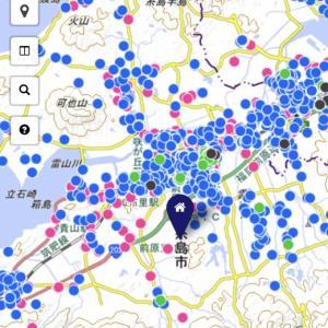 糸島の地盤を調べる
