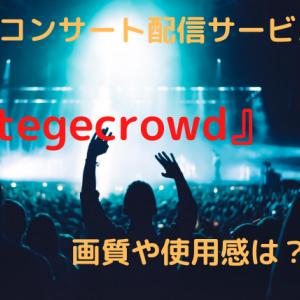 【画質は?】Stagecrowdの日向坂46配信ライブに参加してみた