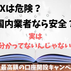 海外FXの始め方~海外FXの誤解とメリット・デメリット~