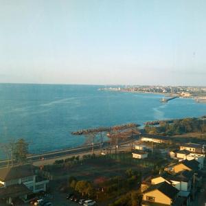 魚津市焼肉も出来る海の見えるミラージュランド