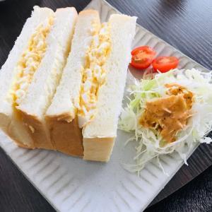 高級 生 食パン乃が美 たまごサンドが極上に美味い\( 'ω')/