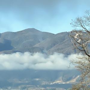 富士見パノラマリゾートは雲海スポット。