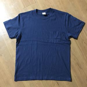 United Athleの無地ポケットTシャツ