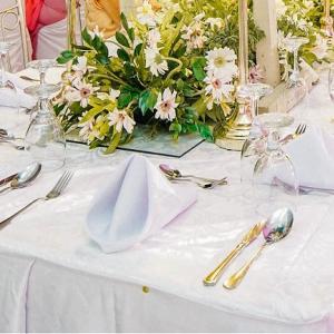 結婚披露宴は、大盛り上がり!