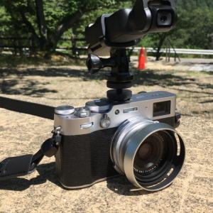 fumoto pics #7 X100VとDJI OSMO Pocketをくっつけて動画と写真を同時撮影!