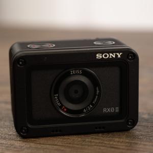 【今更レビュー】マッチ箱カメラ SONY RX0M2の思い出