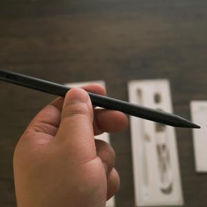 iPad用の2000円台タッチペンはどの位使えるのか?