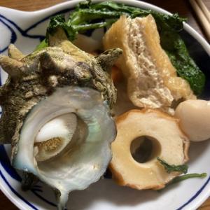【島根】さざえと青菜入り!1年中楽しめる松江おでん