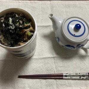 【島根】ランチボックス+生そば=おうちで割子そば!?