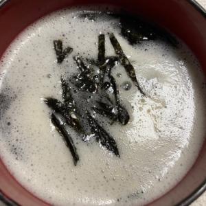 【岩手】とろろと豆腐であったまる「ぬっぺ汁」