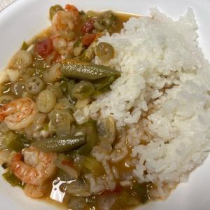 【ケイジャン料理】オクラとシーフードで作るガンボ