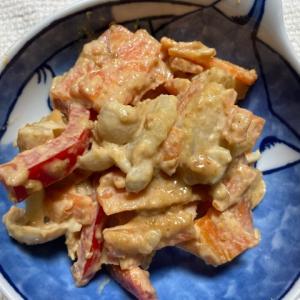 【インドネシア・ジャカルタ】残り野菜とピーナツソースで作るガドガド