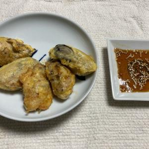 【韓国】ピカタのような天ぷらのような…牡蠣のジョン
